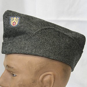 Norwegian Wool Garrison Cap