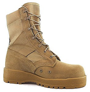 Altama Tan Mil Spec Hot Weather Boot
