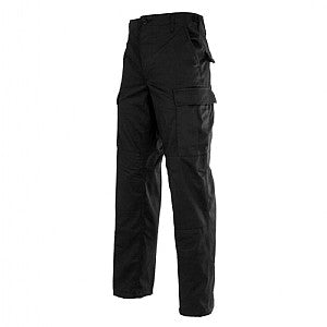 Black Ripstop Pants