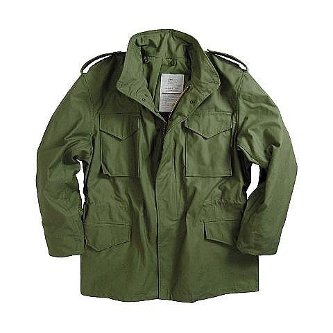 M65 Field Jacket, with Liner