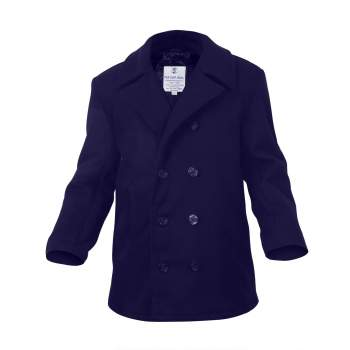US Navy Type Pea Coat