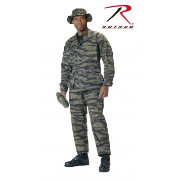 Camo Tactical BDU Pants