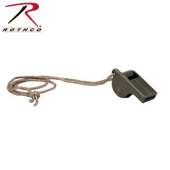 G.I. Style Police Whistle