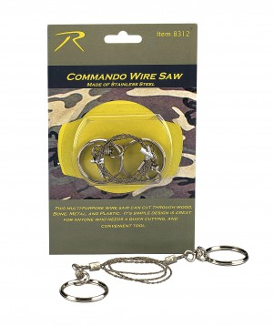 Commando Wire Saw