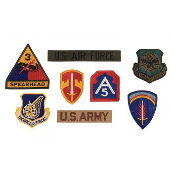 G.I. Military Assorted Military Patches