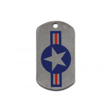 Screen Printed Dog Tags