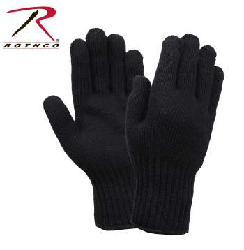 Wool Glove Liners - Unstamped