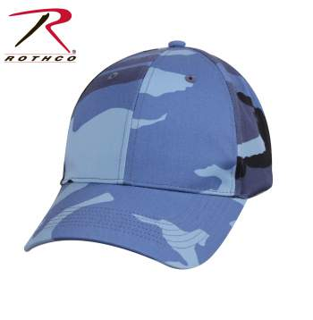 Color Camo Supreme Low Profile Cap