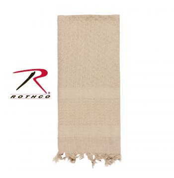 Solid Color Shemagh Tactical Desert Keffiyeh Scarf
