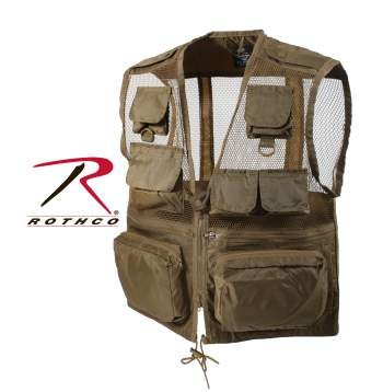 Tactical Recon Vest
