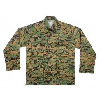 Digital Camo BDU Shirts