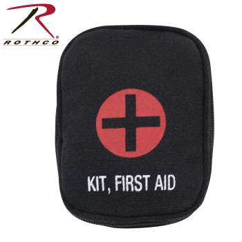Military Zipper First Aid Kit Pouch