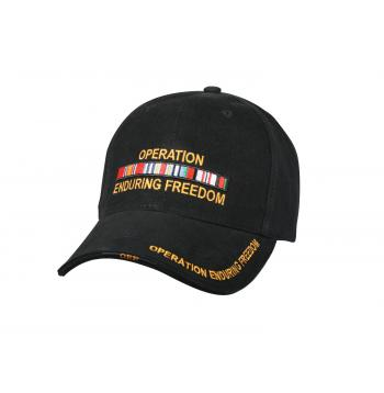 Deluxe Operation Enduring Freedom Low Profile Cap
