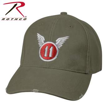 Vintage 11th Airborne Low Profile Cap