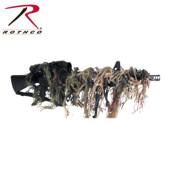 Lightweight Sniper Rifle Wrap