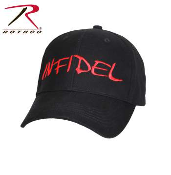Infidel Deluxe Low Profile Cap