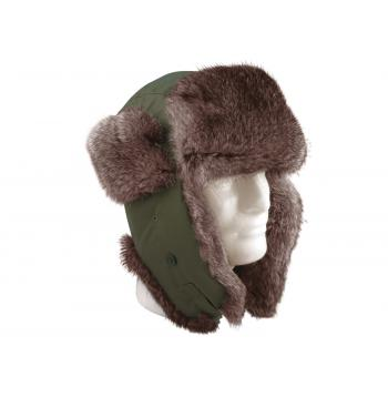 Fur Flyer's Hat