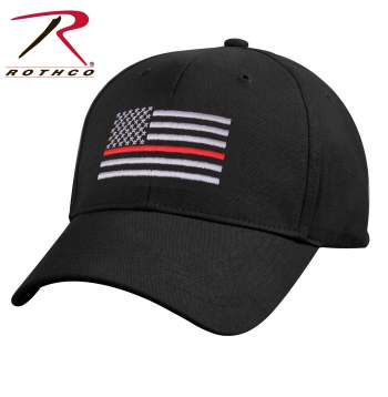 Thin Red Line Flag Low Profile Cap