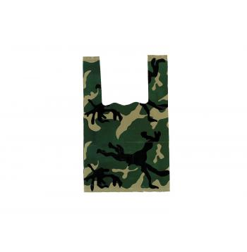 Woodland Camo Shopping Bag