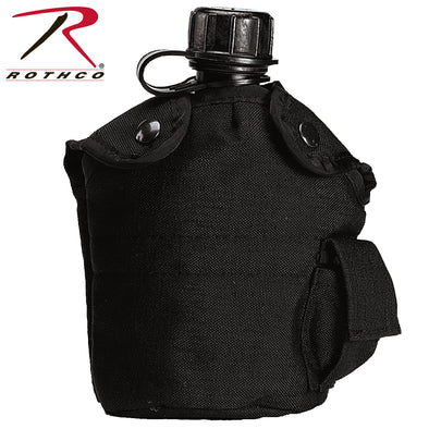 Canteen Cover-G.I. Type Enhanced Nylon 1qt