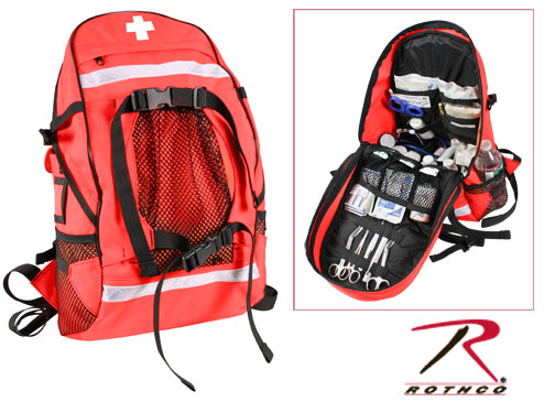 EMS Trauma Backpack-Rothco