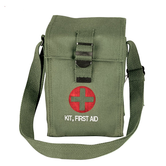 Platoon Leader 1st Aid / OD-Pouch-Rothco