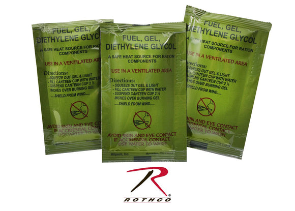 Fuel Gel-G I Milpack-Rothco