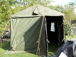 MODULAR COMMAND POST SYSTEM TENT (MCPS) 11' X 11'