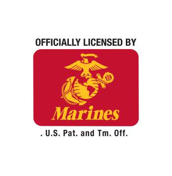 US Marines License Plate