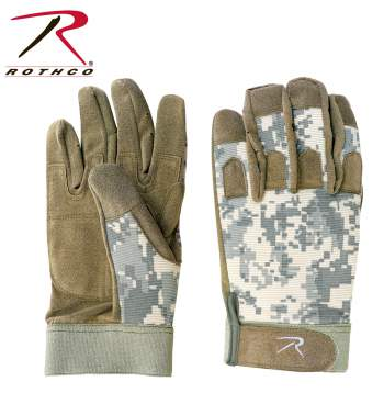 All Purpose Duty Glove - Off Color ACU Camo