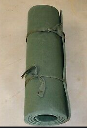 Military Issue Closed Cell Foam Pad Bed Roll
