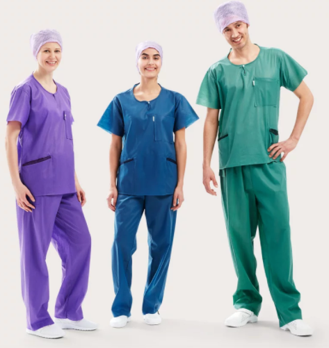 Medical Scrub Pants - New