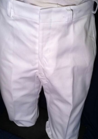 Medical Assistant Trousers - White -U.S.A.