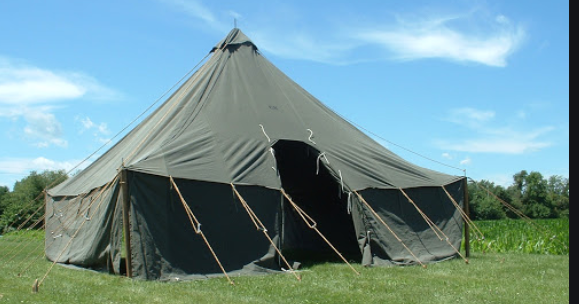 Military, Non-Military, Modular and Assorted Tents **Call for Quote on Tents**