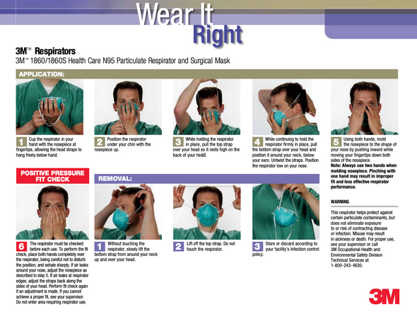"Buy one, ""we"" Give one. N95 Medical Face Mask Donation Program"