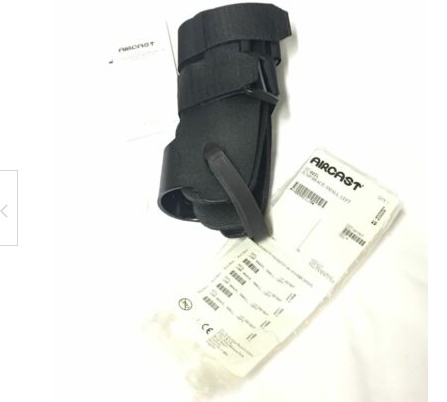 AIRCAST JUMP BRACE ANKLE STABILITY SUPPORT OVER BOOT