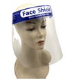 Direct Splash Full Face Shield Protection