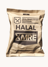 XMRE Halal 1000 - Meals Ready to Eat - Case of 12 - Made in the USA