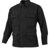 WAR ARMOR RIPSTOP BDU JACKET - BLACK
