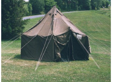 GP Small U.S.Army Tent 17'6
