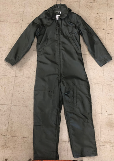US Nomex Winter Flightsuit - Vintage - Collectible