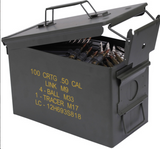 50 Cal Ammo Can, US Army