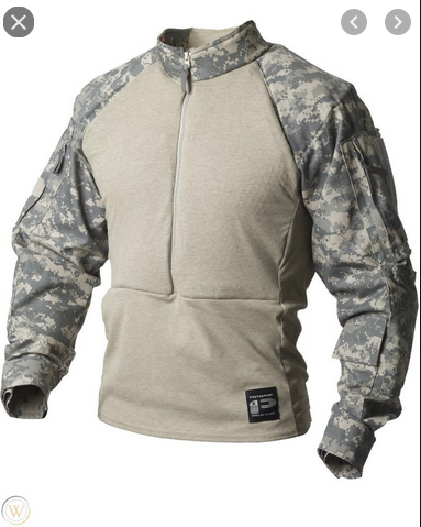 Potomac Combat Shirt With Pads