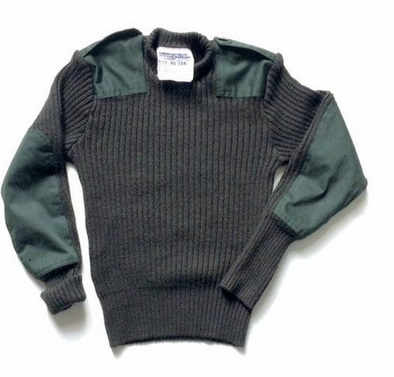 Commando Sweater - Canada