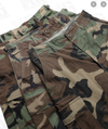 Army Combat BDU Pants - USA - Vintage - Twill
