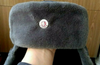 DDR Winter Cap with Flaps - East German - Vintage