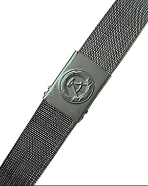 DDR Combat Uniform Belt - East German