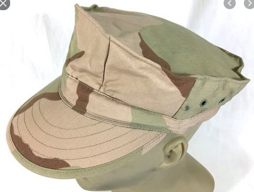Assorted Authentic and Military Style Hats - New and Used Excellent