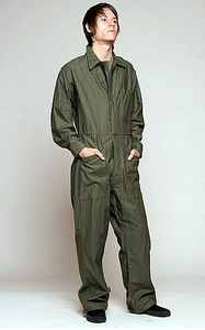 Assorted Military Surplus Flightsuits/Coveralls - Vintage