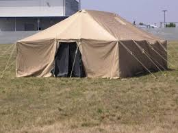 VINYL TAN GENERAL PURPOSE MEDIUM TENT (GP MEDIUM 16′ X 32′)